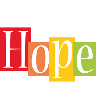 Hope colors logo