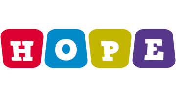 Hope kiddo logo