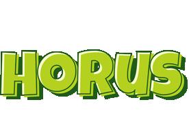 Horus summer logo