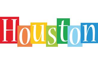 Houston colors logo