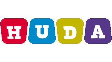 Huda kiddo logo