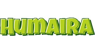 Humaira summer logo