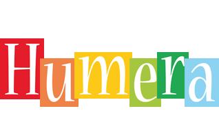 Humera colors logo