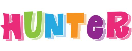 Hunter Logo : Name Logo Generator - I Love, Love Heart, Boots, Friday ...