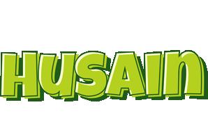 Husain summer logo