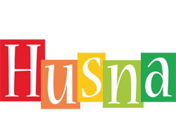 Husna colors logo