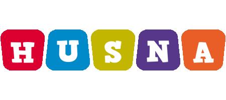 Husna kiddo logo