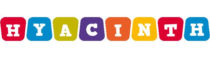 Hyacinth kiddo logo