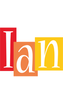 Ian colors logo