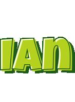 Ian summer logo