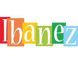 Ibanez colors logo