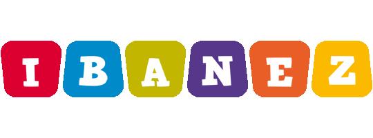 Ibanez kiddo logo
