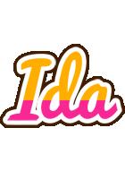 Ida smoothie logo