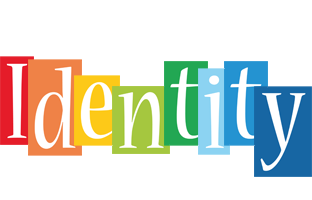 Identity colors logo