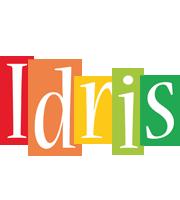 Idris colors logo