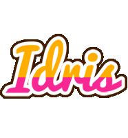 Idris smoothie logo