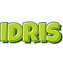 Idris summer logo
