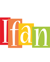 Ifan colors logo