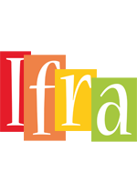 Ifra colors logo