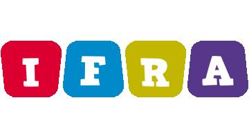Ifra kiddo logo