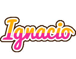 Ignacio smoothie logo