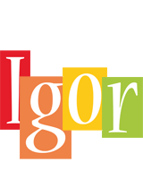 Igor colors logo