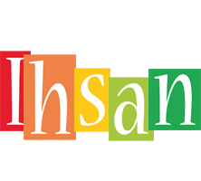 Ihsan colors logo