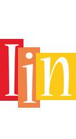 Iin colors logo