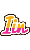 Iin smoothie logo