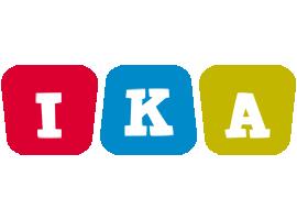 Ika kiddo logo