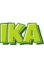 Ika summer logo