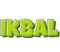 Ikbal summer logo