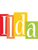 Ilda colors logo