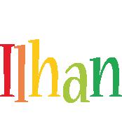 Ilhan birthday logo