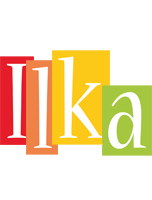 Ilka colors logo