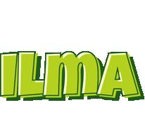 Ilma summer logo