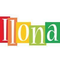 Ilona colors logo