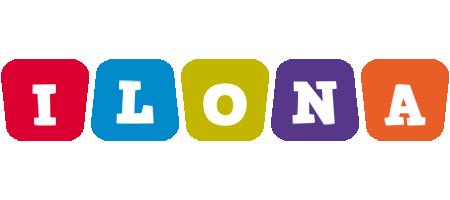 Ilona kiddo logo