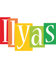 Ilyas colors logo