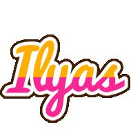 Ilyas smoothie logo