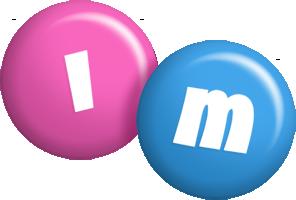Im Logo | Name Logo Generator - Candy, Pastel, Lager, Bowling Pin ...