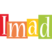 Imad colors logo