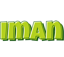 Iman summer logo