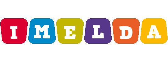 Imelda kiddo logo