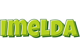 Imelda summer logo