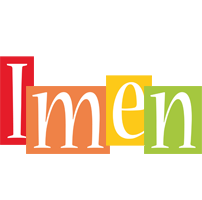 Imen colors logo