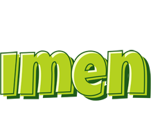 Imen summer logo