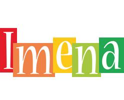 Imena colors logo