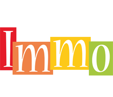 Immo colors logo