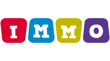 Immo kiddo logo